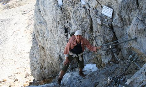 Kletterausrüstung Zermatt : Kick in der vertikalen u2013 klettern bayern Österreich südtirol