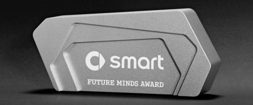 "Auto | ""smart future minds award"" – smart lobt Zukunftspreis aus"