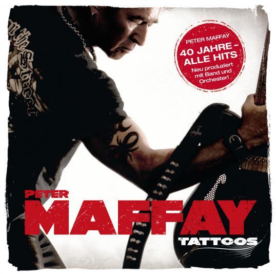 Peter Maffay Weihnachtslieder.Peter Maffay Tattoos Erreicht Gold Und Hält Nr 1 Platzierung
