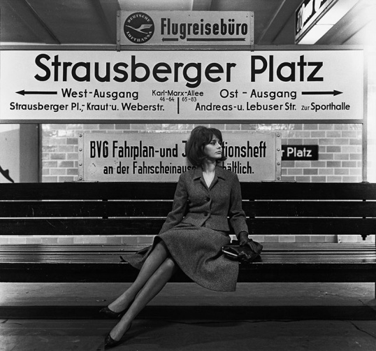 Günter Rössler Berlin, 1963 © Günter Rössler / Kirsten Schlegel