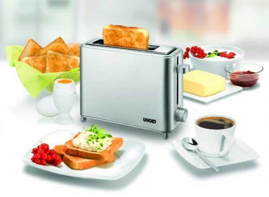 Der Neue Einscheiben Toaster Von UNOLD® Findet überall Platz   Auch In Der  Kleinsten Küche. Das Extra Schmal Gehaltene Wärmeisolierte  Cool Touch Gehäuse ...