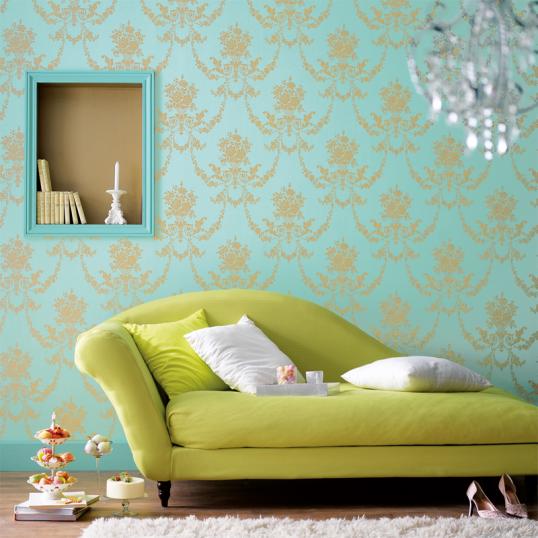 stimmungsmacher tapeten aktuelle wohntrends. Black Bedroom Furniture Sets. Home Design Ideas