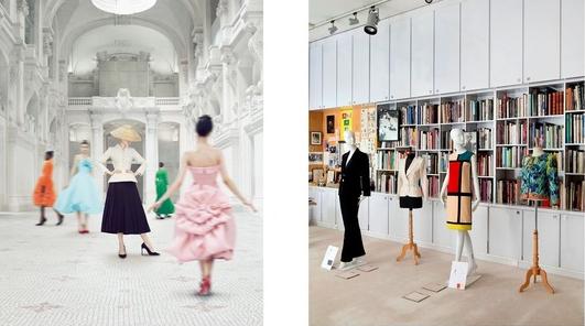 3b82b5d80dde Oktober 2017 wird in Paris das neue Musée Yves Saint Laurent eröffnet. In  einem eleganten Stadtpalais zwischen Trocadero und Champs-Elysees, an der  Avenue ...