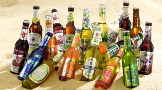 Biermischgetränke sind Weizenbier auf den Fersen | Bier und andere ...