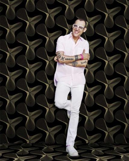 Karim rashid popstar der designwelt aktuelle for Aktuelle wohntrends