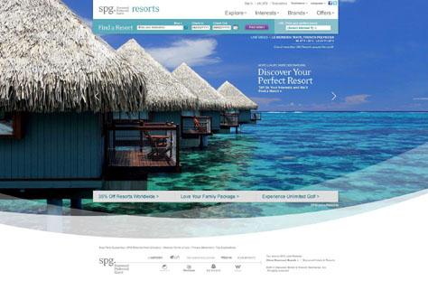 200 Atemberaubende Starwood Resorts Auf Einer Einzigen Website