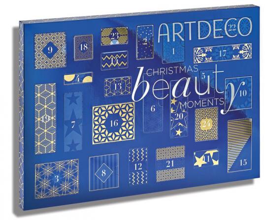 d4a35384a91b7 Der limitierte Adventskalender von ARTDECO ist das Highlight-Produkt zum  Ende des Jahres.