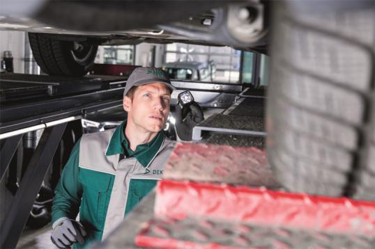 traktormotor durch frost undicht