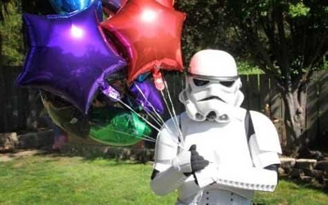 """aeaaa7d160c26 """"May the force be with you"""" – dieser Satz mit absolutem Kult-Status gilt  seit 1977 auf der ganzen Welt als Symbol für das STAR WARSTM Epos rund um  Darth ..."""