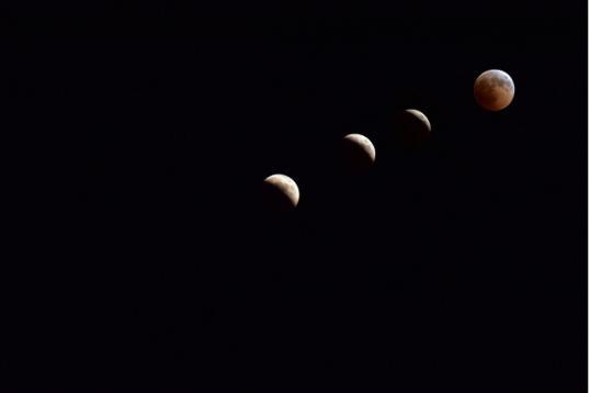 Wunderbar Die Mondphasen