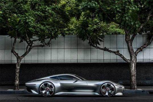Auto | Virtuelle Realität vom Feinsten: Mercedes-Benz AMG Vision ...