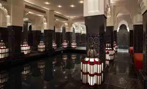 Glanzvoller Sieg In Der Königsdisziplin: Das Spa Des Hotel La Mamounia In  Marrakesch Wurde Bei Den Readersu0027 Spa Awards 2011 Des Condé Nast Traveller  Als ...