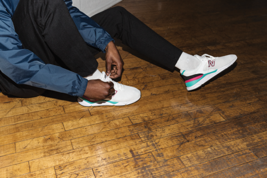 newest 2477b 6077a New Balance bringt mit dem X-90 und seiner rundum neuen Silhouette einen  Sneaker auf den Markt, der die Nostalgie der 90er Jahre festhält.