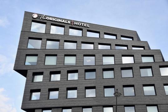 16600a85600e59 Das vor Kurzem eröffnete Hotel The Originals Paris Maison Montmartre ist  das Flaggschiff der neuen Hotelgruppe. Das 185-Zimmer-Hotel