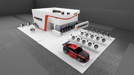 Der Südkoreanische Premium Reifenhersteller Hankook Stellt Auf Der  Reifen Fachmesse Tire Cologne Vom 26. Mai Bis 01. Juni Sein Umfangreiches  Portfolio Für ...