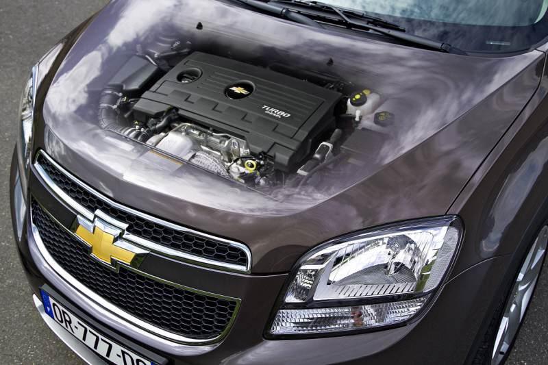 Orlando Gab Ihm Seinen Namen Der Mpv Von Chevrolet Auto