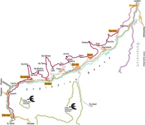 Für Wanderer und Genießer – Der Unterengadiner Höhenweg | Reisen ...