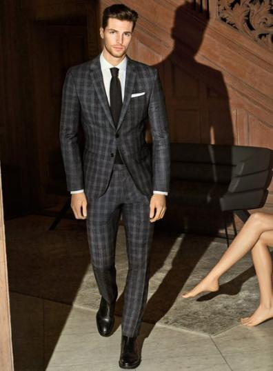 Anzüge Herbst Und Winter Koreanische Version Der Selbst-anbau Anzüge Männer Junge Anzug Ist Ein Kleines Drei-teiligen Anzug HöChste Bequemlichkeit