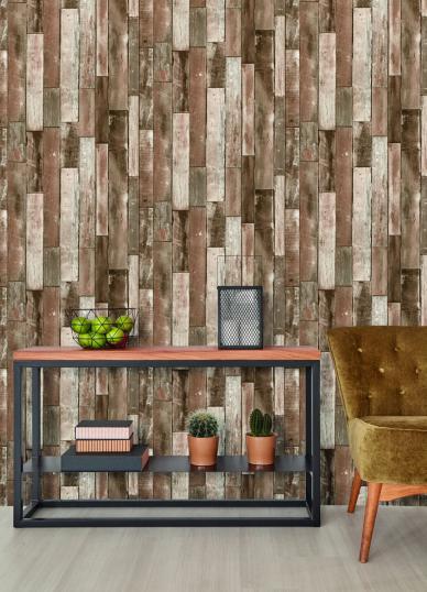 die neuen tapeten trends aktuelle wohntrends. Black Bedroom Furniture Sets. Home Design Ideas